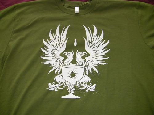 Dragon Age Griffon T-Shirt Review
